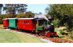 Redwater Creek Railway - Accommodation Mt Buller