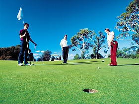 South Arm RSL Golf Course - Accommodation Mt Buller