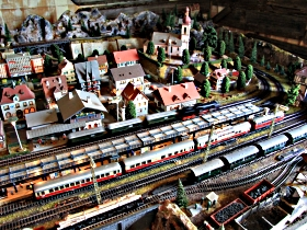 Tudor Court Model Village and German Model Train World - Accommodation Mt Buller