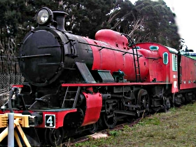 Don River Railway - Accommodation Mt Buller