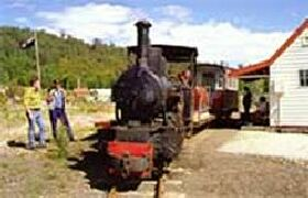 Wee Georgie Wood Steam Railway - Accommodation Mt Buller