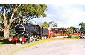 Margate Train - The - Accommodation Mt Buller