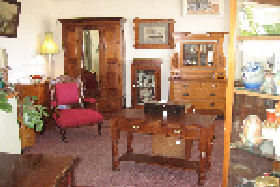 New Norfolk Antiques - Accommodation Mt Buller