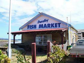 Dunalley Fish Market - Accommodation Mt Buller