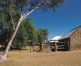 Alice Springs Telegraph Station Historical Reserve - Accommodation Mt Buller