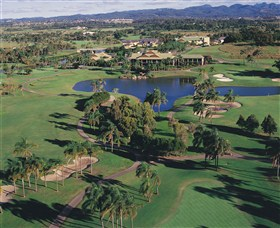 Palm Meadows Golf Course - Accommodation Mt Buller