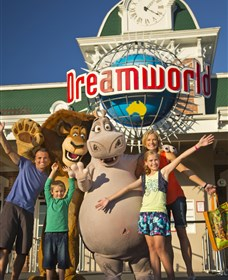 Dreamworld - Accommodation Mt Buller