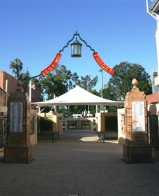 Gympie and Widgee War Memorial Gates - Accommodation Mt Buller