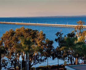 Urangan Pier - Accommodation Mt Buller