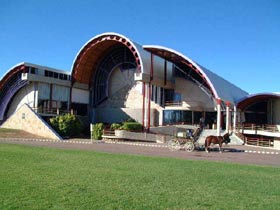Australian Stockmans Hall of Fame and Outback Heritage Centre - Accommodation Mt Buller