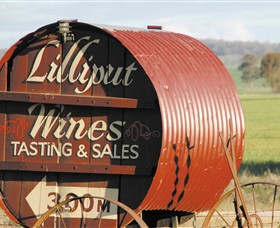 Lilliput Wines - Accommodation Mt Buller
