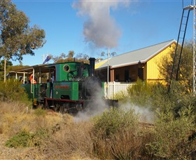 Red Cliffs Historical Steam Railway - Accommodation Mt Buller