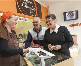 Mildura Chocolate Company - Accommodation Mt Buller