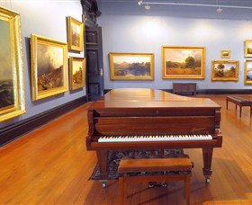 Art Gallery of Ballarat - Accommodation Mt Buller