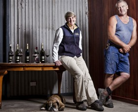 Jones Winery  Vineyard - Accommodation Mt Buller