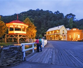 Walhalla Historic Area - Accommodation Mt Buller