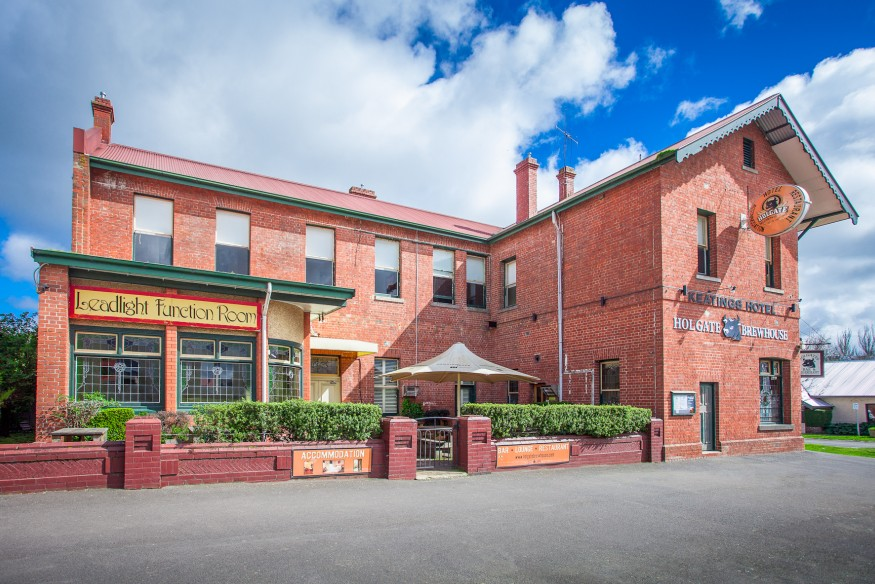 Holgate Brewhouse at Keatings Hotel - Accommodation Mt Buller