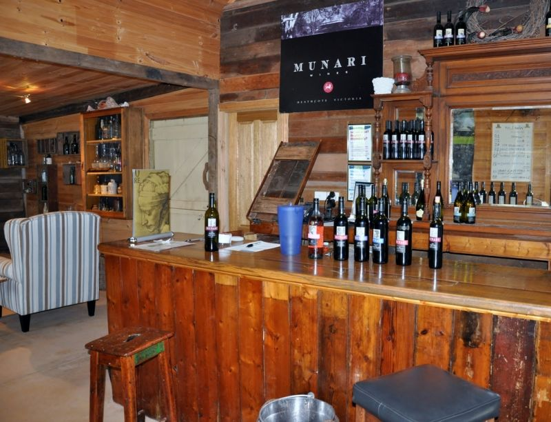 Munari Wines - Accommodation Mt Buller