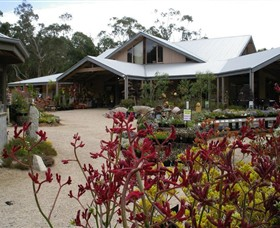 Kuranga Native Nursery and Paperbark Cafe - Accommodation Mt Buller