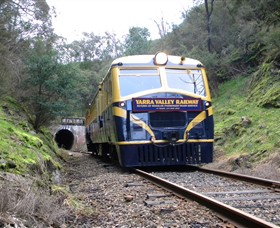 Yarra Valley Railway - Accommodation Mt Buller