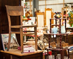 Bendigo Pottery Antiques and Collectables Centre - Accommodation Mt Buller