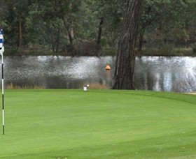 Hepburn Springs Golf Club