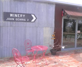 John Gehrig Wines - Accommodation Mt Buller