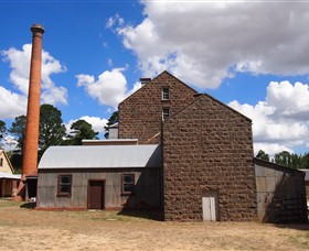 Andersons Mill Smeaton Historic Area - Accommodation Mt Buller