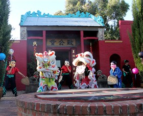 Bendigo Joss House Temple - Accommodation Mt Buller