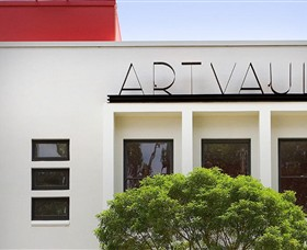 The Art Vault - Accommodation Mt Buller
