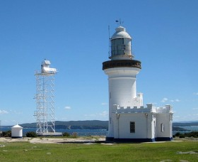 Point Perpendicular Lighthouse and Lookout - Accommodation Mt Buller