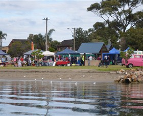 Greenwell Point Riverside Markets - Accommodation Mt Buller