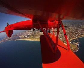 Southern Biplane Adventures - Accommodation Mt Buller
