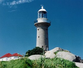 Montague Island Lighthouse - Accommodation Mt Buller