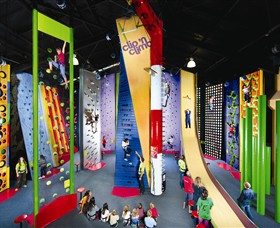 Clip 'N Climb Melbourne - Accommodation Mt Buller