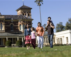 Rippon Lea House and Gardens - Accommodation Mt Buller