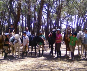 Bellarine Horse Riding Centre - Accommodation Mt Buller