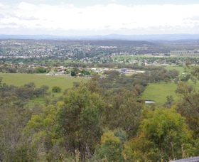 McIlveen Park Lookout - Accommodation Mt Buller