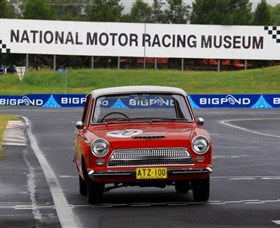 National Motor Racing Museum - Accommodation Mt Buller