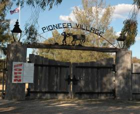Inverell Pioneer Village - Accommodation Mt Buller