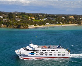 Searoad Ferries Sorrento - Accommodation Mt Buller