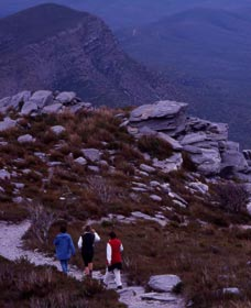 Bluff Knoll Stirling Range National Park - Accommodation Mt Buller
