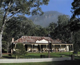 Newnes Kiosk - Accommodation Mt Buller