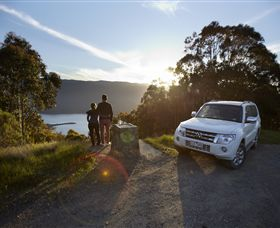 Aberfeldy Four Wheel Drive Track - Accommodation Mt Buller