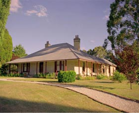 Eskbank House and Museum - Accommodation Mt Buller