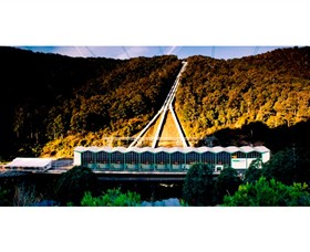 Murray 1 Power Station - Accommodation Mt Buller