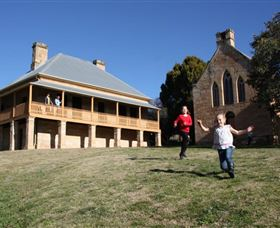 Hartley Historic Site - Accommodation Mt Buller