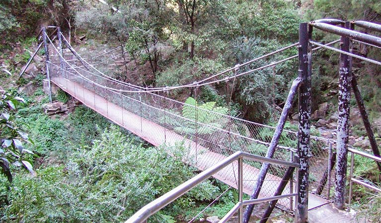 Jenolan River walking track - Accommodation Mt Buller