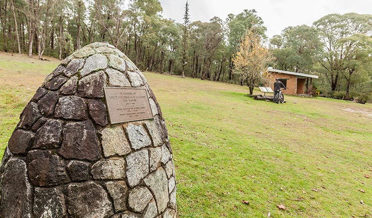 Major Clews Hut walking track - Accommodation Mt Buller