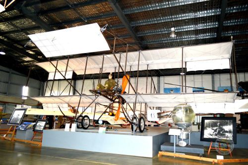 Australian Army Flying Museum - Accommodation Mt Buller